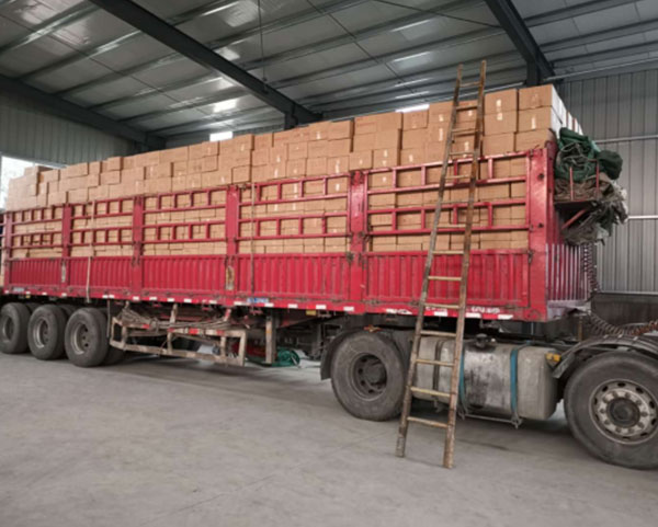 废气处理活性炭发货