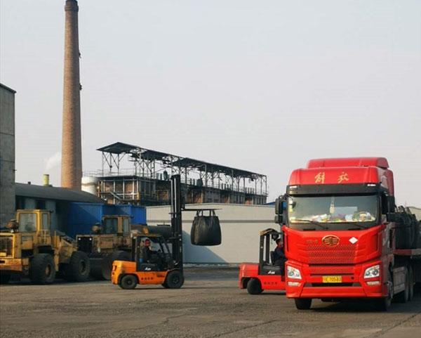 柱状活性炭发货