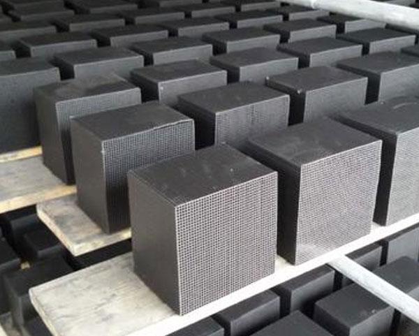 50×50×100蜂窝活性炭