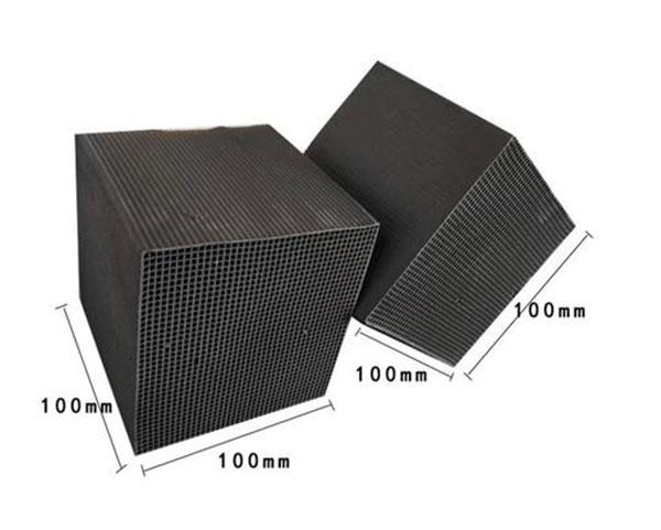 蜂窝活性炭参数
